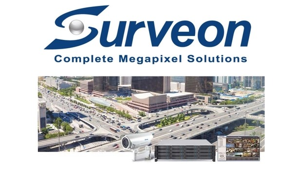 Surveon protects cities with high reliability security and surveillance solutions