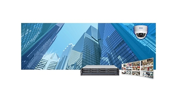 Surveon IP Surveillance And Security Solutions Safeguard Commercial Buildings