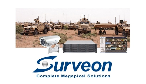 Surveon military solutions facilitate 24/7 effective national security over land and sea