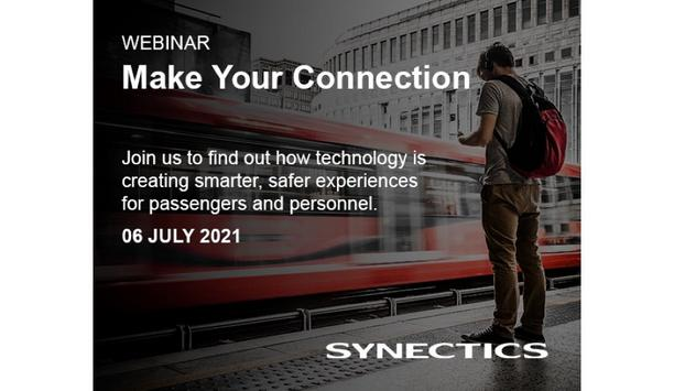 Synectics slated to host the 'Make Your Connection' webinar on how technology is changing urban transport infrastructure