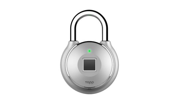 Tapplock Corporation unveils Tapplock One, smart fingerprint sensor locking solution