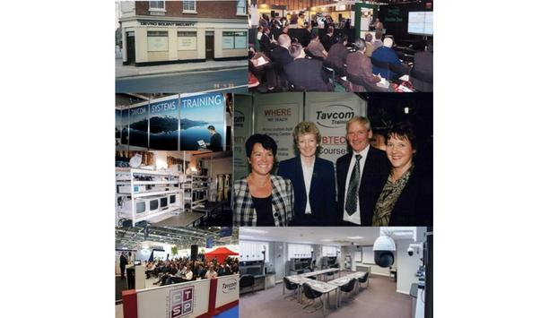 Tavcom Training celebrates their 25-year anniversary of providing security systems training courses