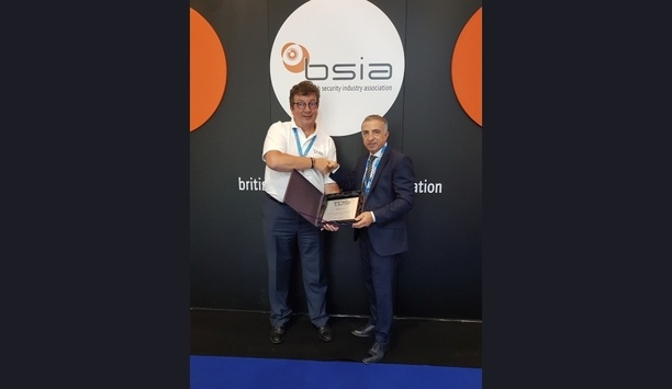 TDSi awards Masco as European System Integrator of the Year and GTIE as Strategic Growth Partner