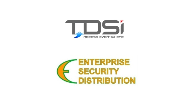 TDSi collaborates with Enterprise Security Distribution for increases supply of security products