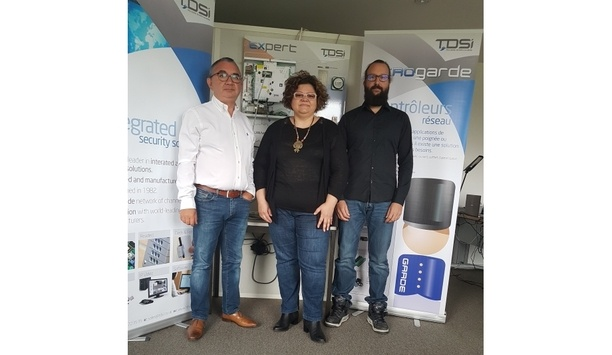 TDSi's French office reports 25% revenue generation and heads up global expansion efforts