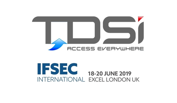TDSi to appear with the BSIA and ONVIF at IFSEC International 2019