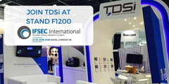 IFSEC 2016: TDSi To Display SOLOgarde, MICROgarde And EXcel Controllers Along With EXgarde And VUgarde Software