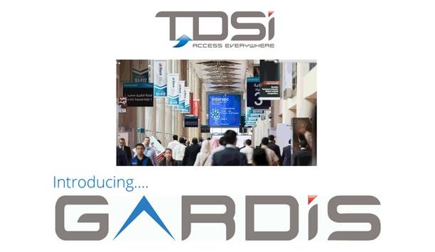 TDSi GARDiS access-control solution presented at Intersec Dubai 2018