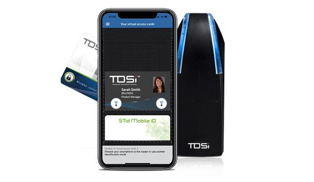 TDSi launches GARDiS Bluetooth Low Energy reader to provide safe and contactless access for security operators