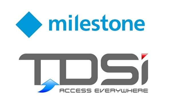 TDSi partners with Milestone at Integration Expo UK 2018