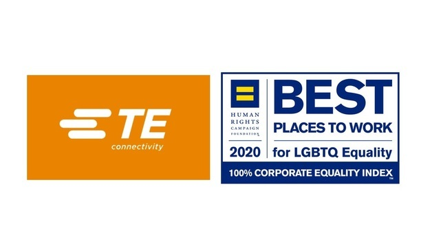 TE Connectivity honoured with annual recognition as Best Place to Work for LGBTQ Equality for fourth consecutive year