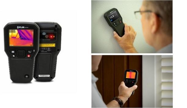 Teledyne FLIR releases FLIR MR265 moisture metre and thermal imager with MSX®