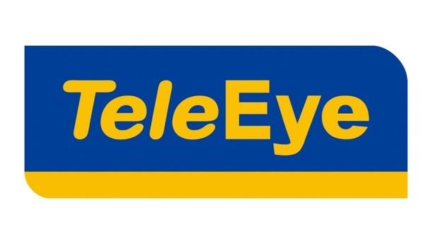 TeleEye launches MP5061E 360° fisheye camera with 6MP Sony CMOS sensor