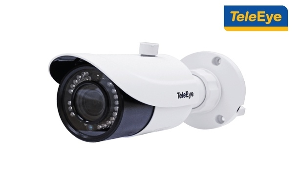 TeleEye launches Starlight MP2300 Series IP cameras for small and medium-sized businesses