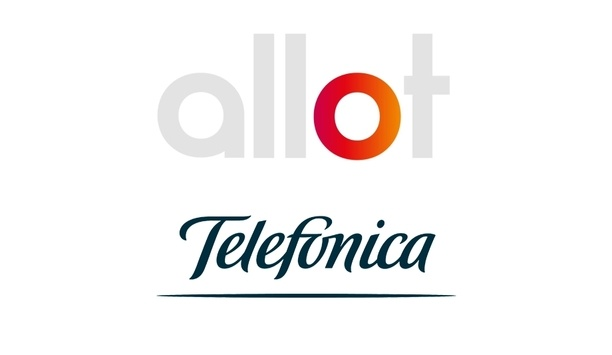 Telefónica partners with Allot to launch a network-based cybersecurity solution for consumers