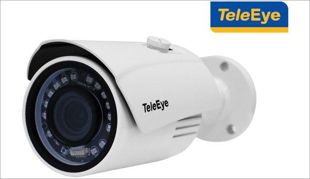 TeleEye announces new Starlight MQ2200 Series IR cameras