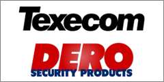 Texecom appoints Dero as authorised distributor in the Netherlands