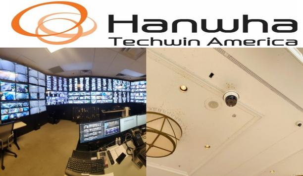 The Gaylord Opryland Resort and Convention Centre upgrades their video surveillance system with Cameras from Hanwha Techwin