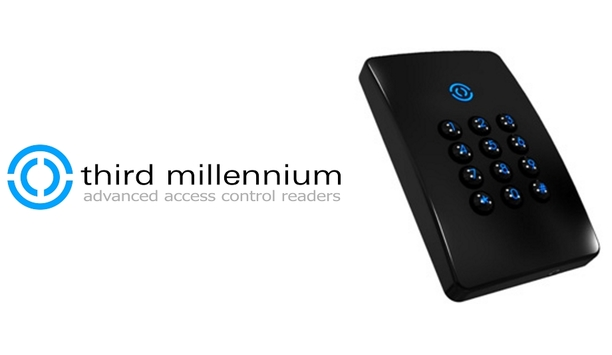Third Millennium offers RX series OSDP Secure card readers for data security