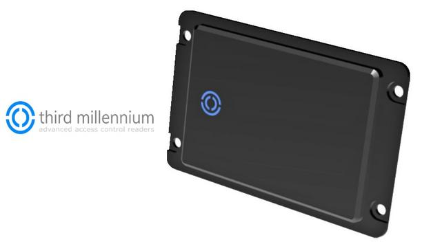 Third Millennium Announced The Launch Of New Panel Mount Reader