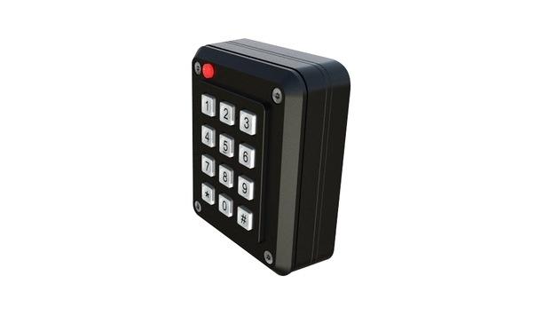 Third Millennium releases RXSK vandal resistant reader featuring Storm Interface's V.R keypad