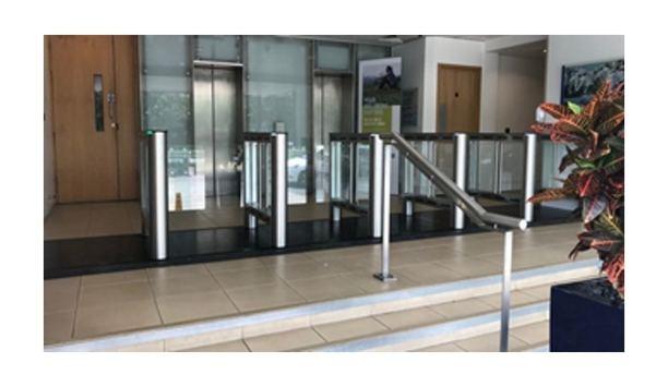 Third Millennium & AVANZA turnstiles & access control solutions help prevent tailgating, Allianz