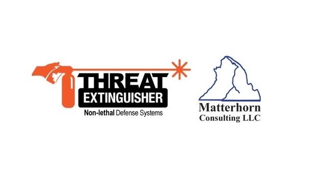 Threat Extinguisher joins Matterhorn Consulting to reduce fatalities in violent scenarios