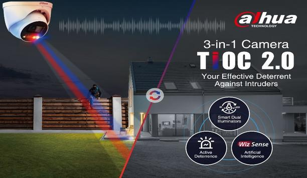 TiOC 2.0: Customisable security alarm system made possible by Dahua