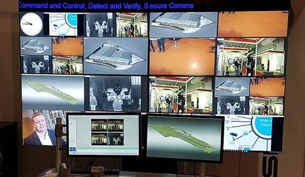 TITAN VISION receives unprecedented interest at UK Security EXPO Olympia