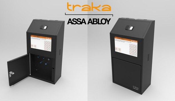 Traka Launches V Touch Intelligent Key Cabinet For Controlled Access Management