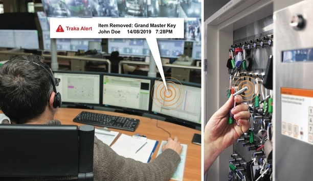 Traka integrates with Gallagher Command Centre to enable users to operate from one central platform