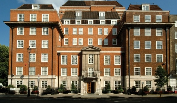 Traka provides key management solution to keep track of authorised access at the London Clinic