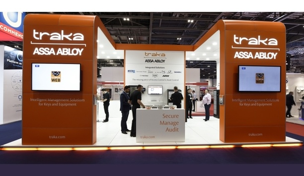 Traka showcased TrakaWEB software, specialist modular lockers and other integrated solutions at IFSEC 2019