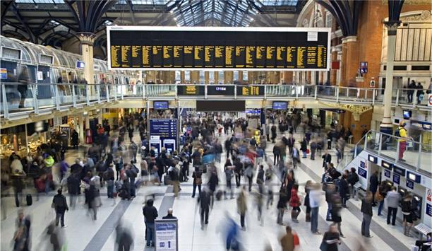 Transport security: utilising the cloud to manage passenger flow and improve health & safety