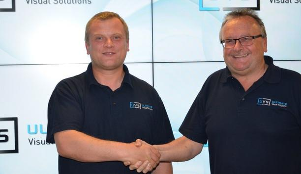 Ultimate Visual Solutions secures first project in Poland to supply a control room with UVS Lucidity video wall controller technology