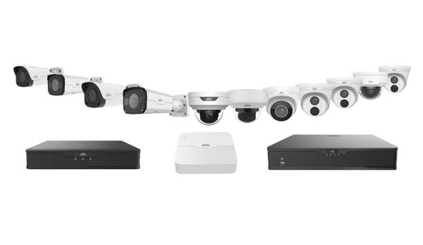 Videcon announces partnership with Uniview to launch UK-first CCTV range