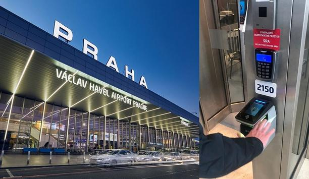 IDEMIA provides frictionless biometric access control for Václav Havel Airport Prague staff with MorphoWave Compact