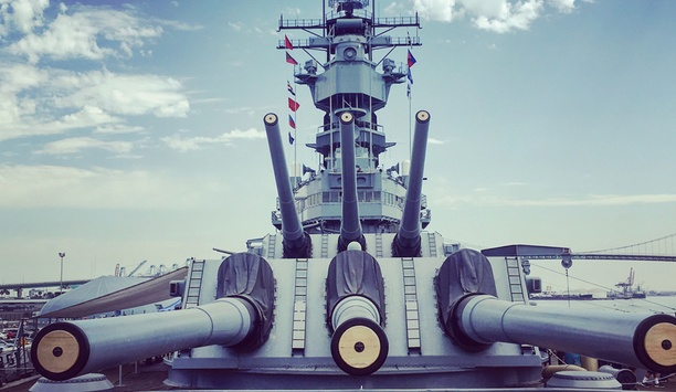 Arecont Vision Cameras And Arteco VEMS Software Helps Safeguard USS Iowa Museum