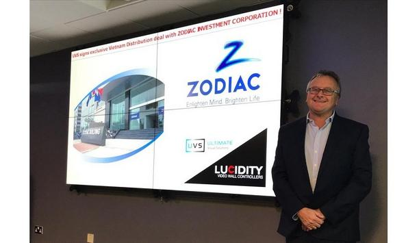 Ultimate Visual Solutions Announces Distribution Agreement With Zodiac Investment Corp. In Vietnam