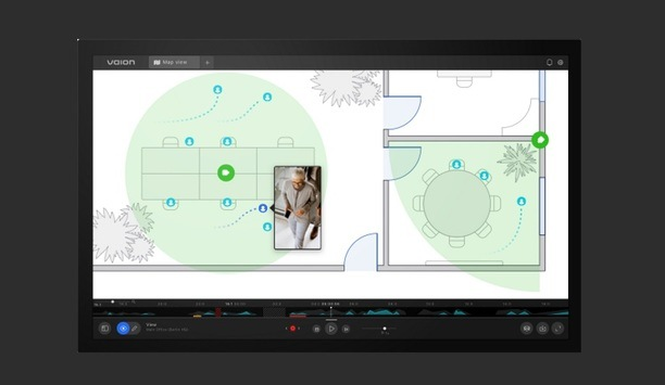 Vaion announces availability of Vaion vcore video management system at ISC East 2019