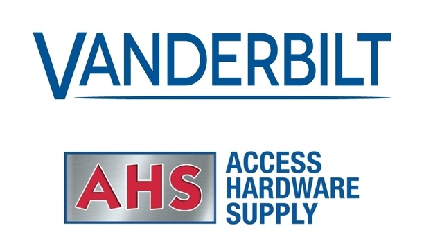 Vanderbilt partners with Access Hardware Supply to distribute access control solutions