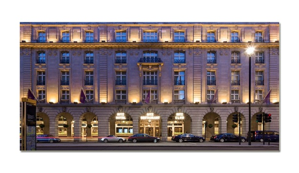 The Ritz London Improves Security With ACT Access Control System