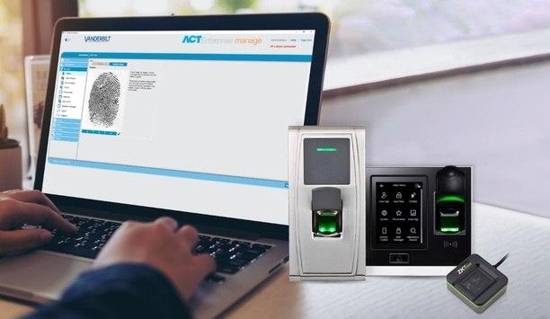 Vanderbilt Announces Adding ZKTeco Biometric Readers To Its Access Control Portfolio