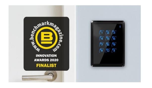 Vanderbilt Bluetooth readers nominated finalists in Benchmark Innovation Awards 2020