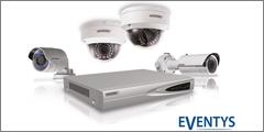 Vanderbilt Eventys IP Cameras & NVRs For Small To Medium Installations