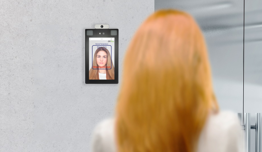 Vanderbilt adds Facial Recognition Terminals with Temperature Detection to the access control portfolio