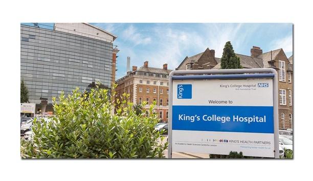 ACTpro Provides Royal Treatment At Kings College Hospital