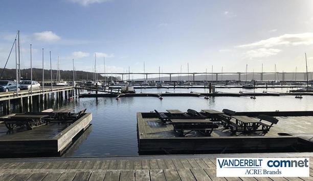Vanderbilt's ACT365 integration helps protect marina facilities in Danish city