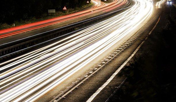 Vanderbilt CCTV system enhances traffic-monitoring at A282 road, Kent