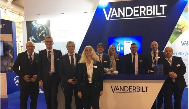 Vanderbilt showcases retail and remote monitoring solutions at Sicherheit Zurich 2017